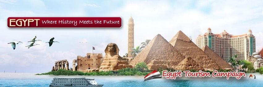 Explore Egypt - Promoting Tourism.