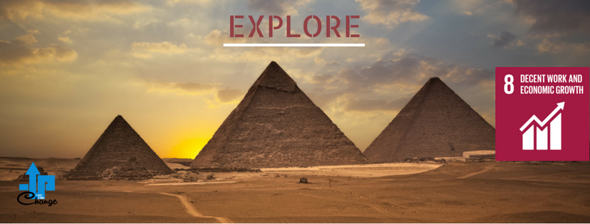 Explore Egypt-UNICEF-SDG #8