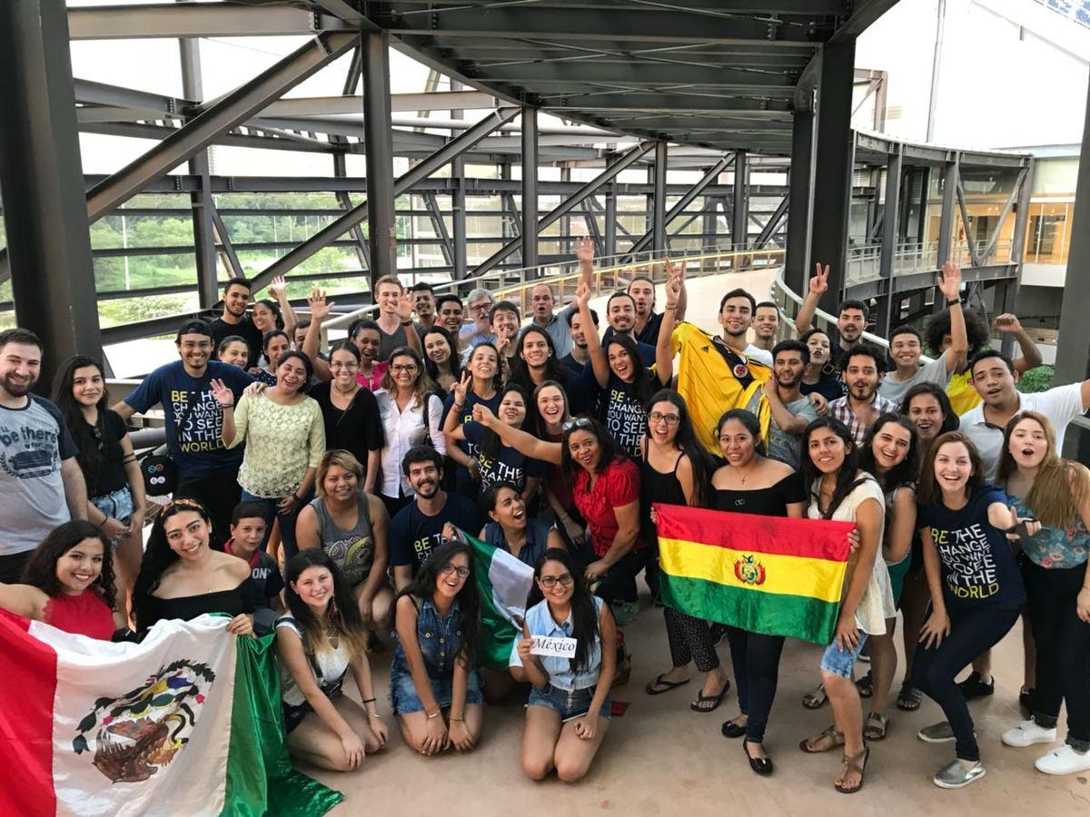 Gira Mundo | Cuiabá | BE the CHANGE