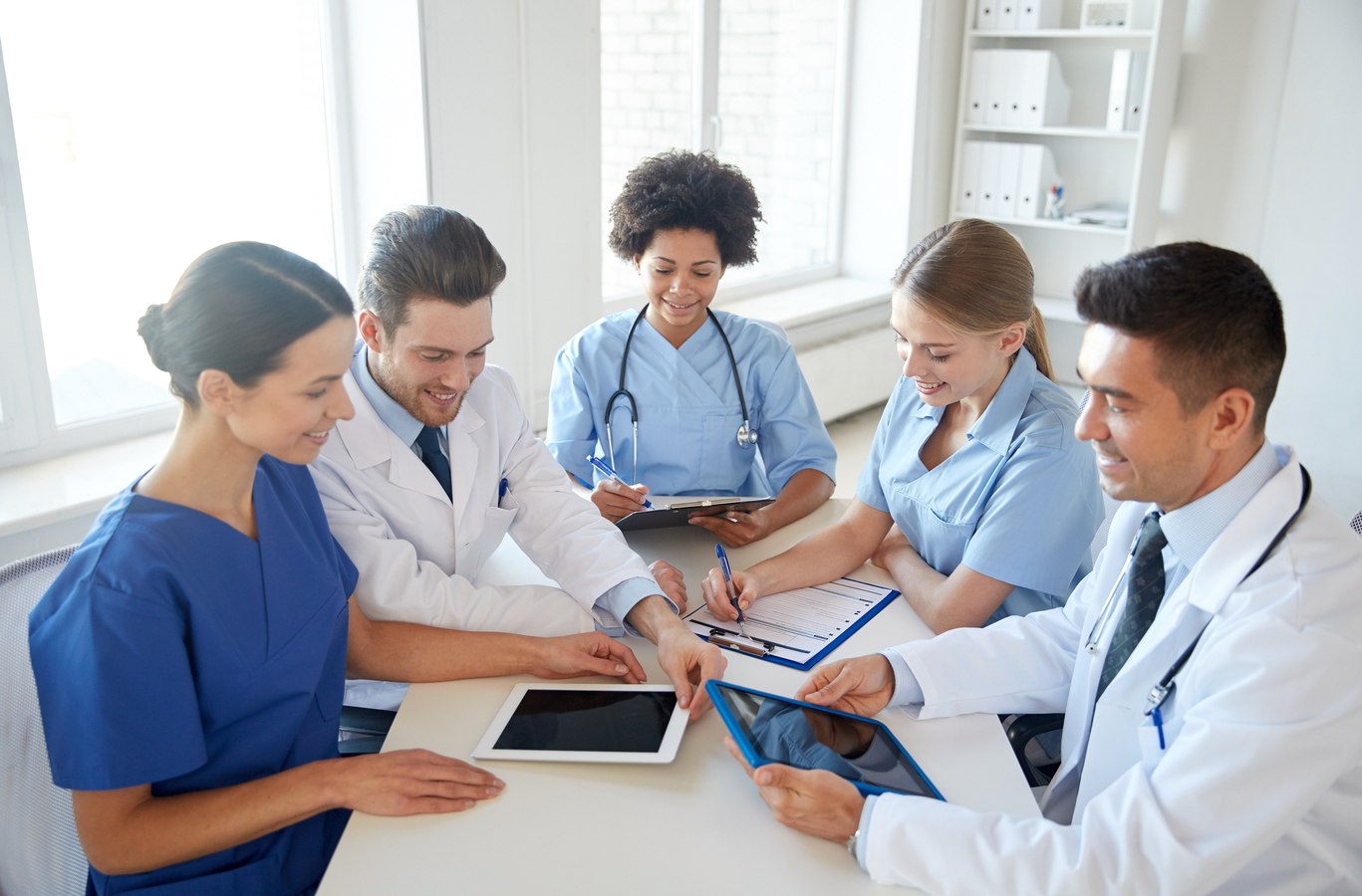 Hospital trainee -Egypt- Good health and well beingGV