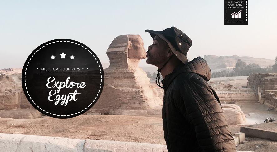 Explore Egypt - Promoting tourism SDG #8