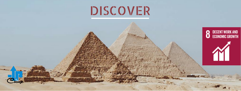 Promoting tourism l Discover Egypt