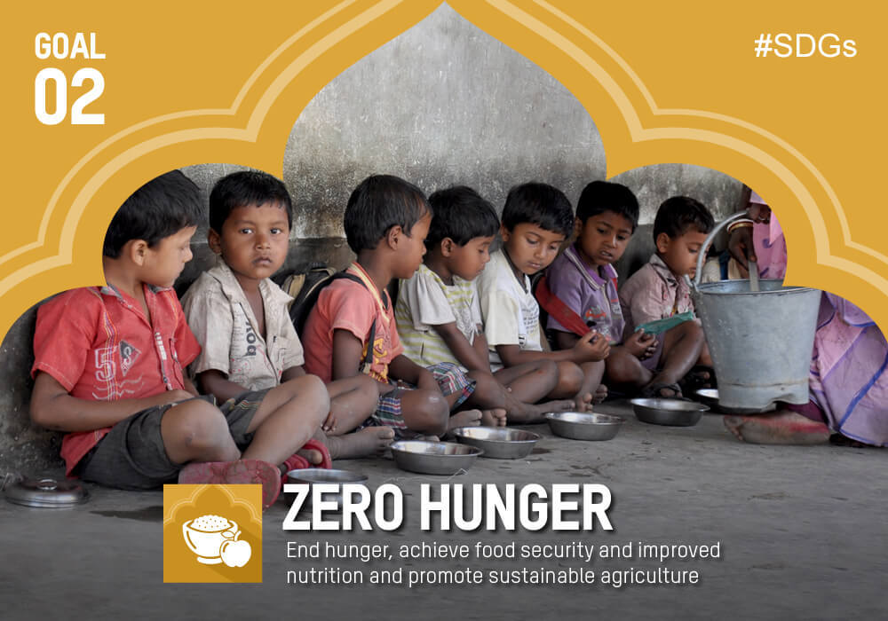 ZERO Hunger Volunteer in Egypt