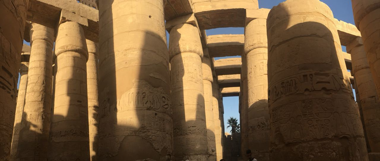 Promoting Tourism-Backpacking Egypt-SDG