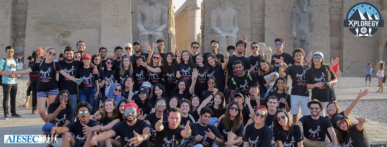 Explore & Promote Tourism in Egypt in Cairo   XplorEgy