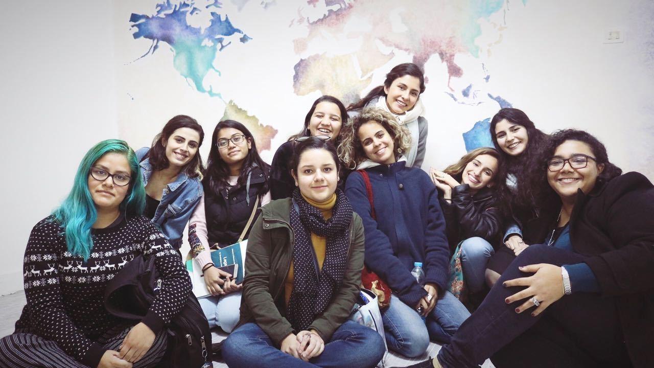 Raising Awarness on Gender Equality LES FEMMES