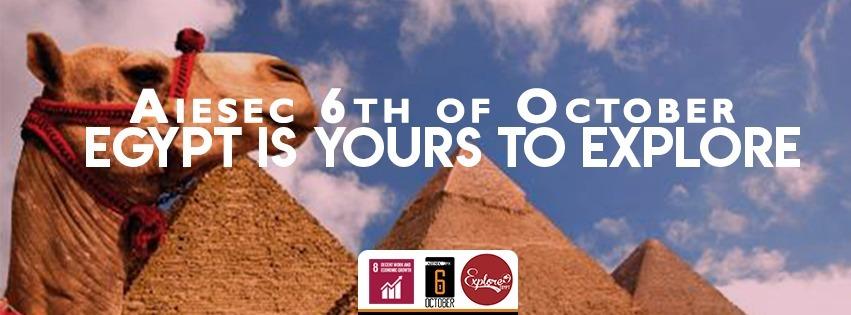 Explorer/Blogger - Explore Egypt