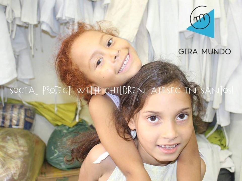 Gira Mundo   Project with Kids!