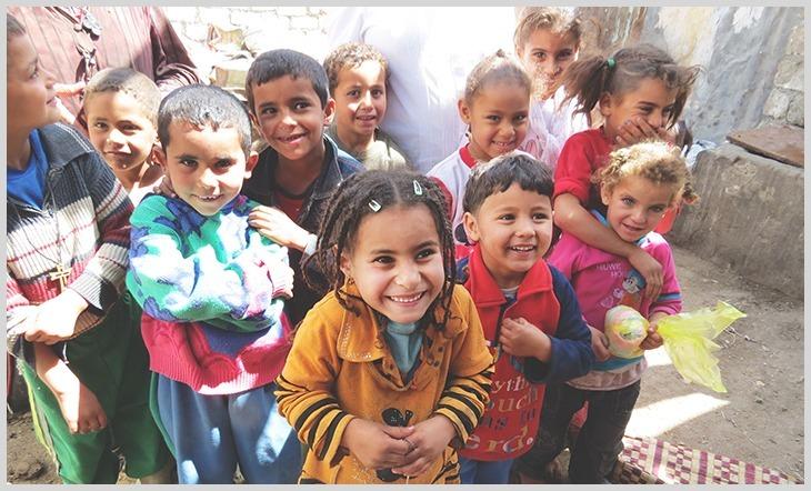 Draw A Smile -Cairo-Egypt