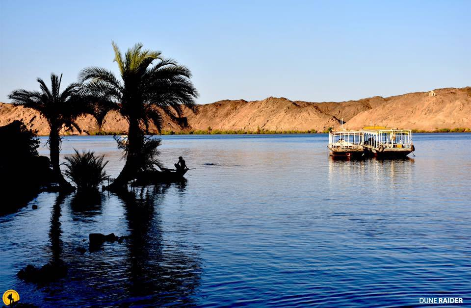 Blogger for promoting tourism - Backpacking Egypt