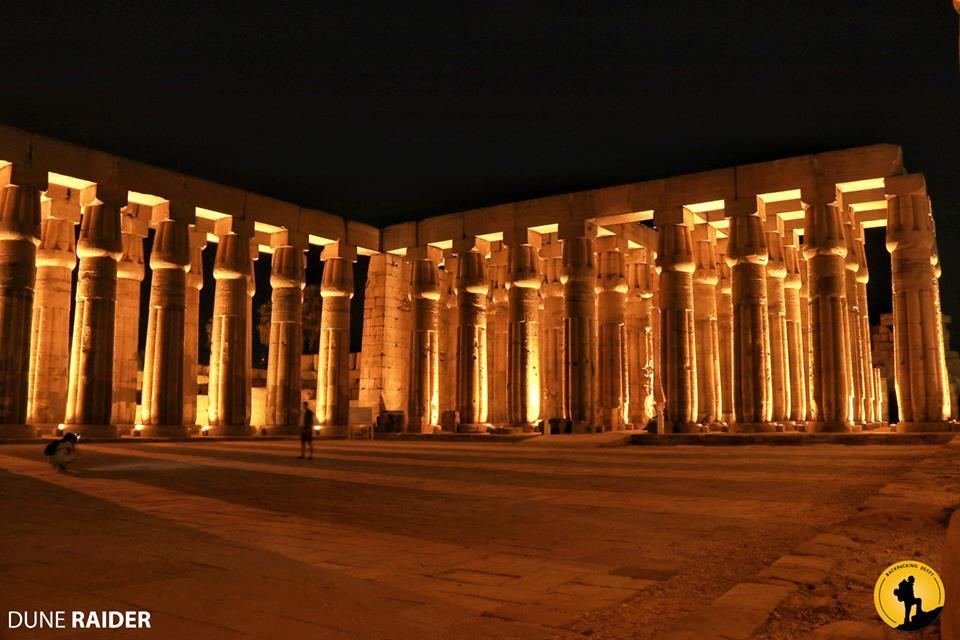 Social Media Specialist-promoting tourism- Backpacking Egypt
