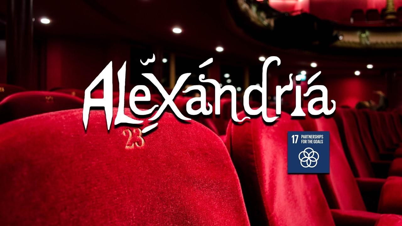 Alexandria Theater School - Promoting Arts in Egypt