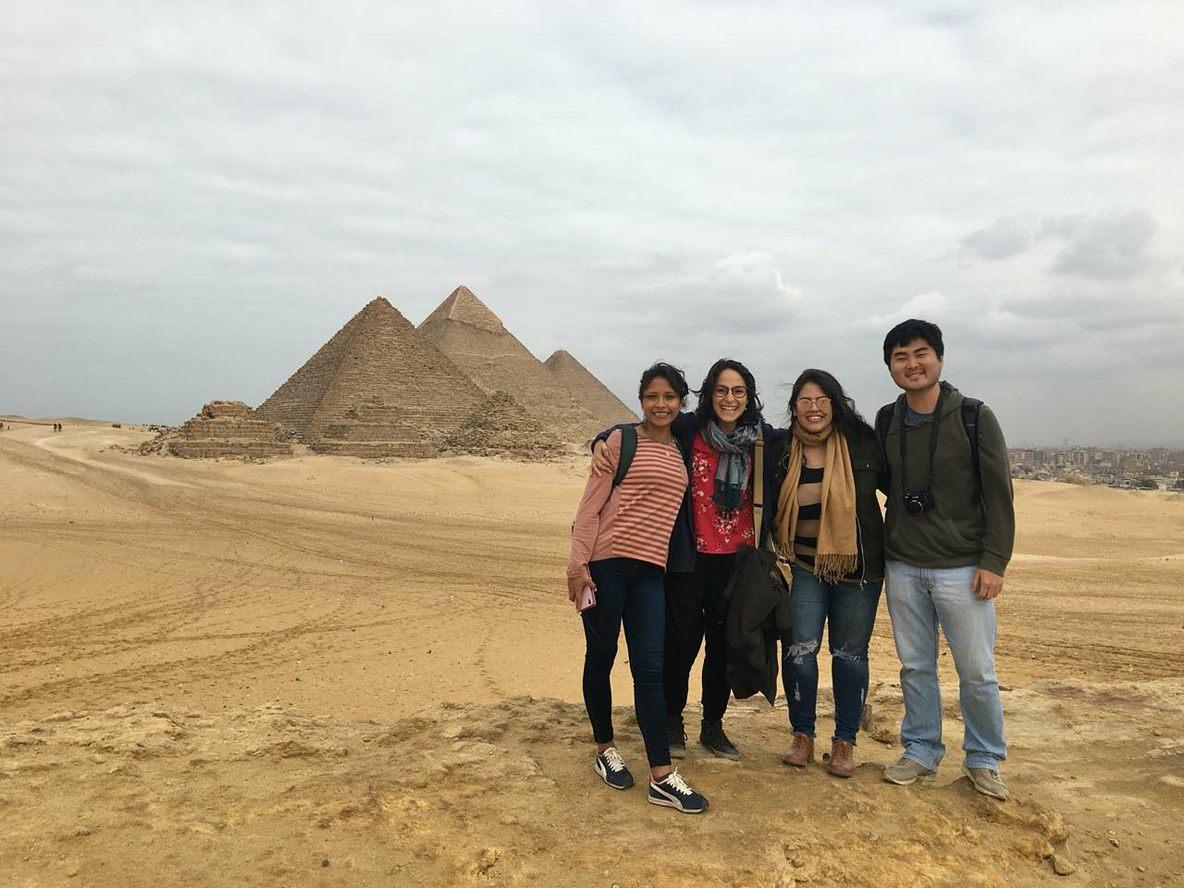 Teaching English-Egypt- for quality education
