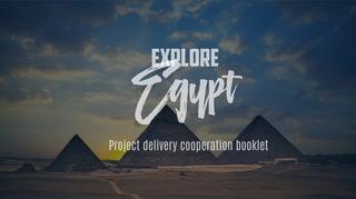 Promoting Tourisim   Explore Egypt