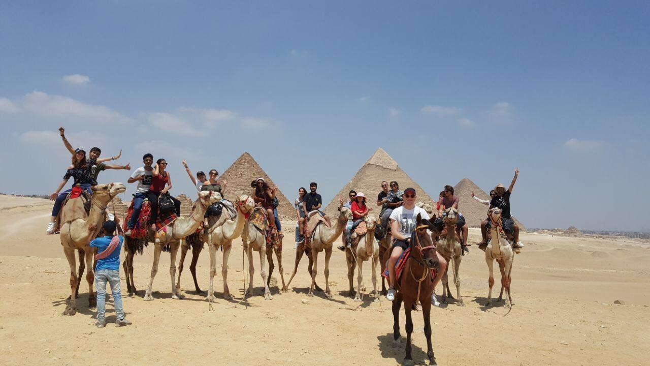 Wanderlust - Explore Egypt