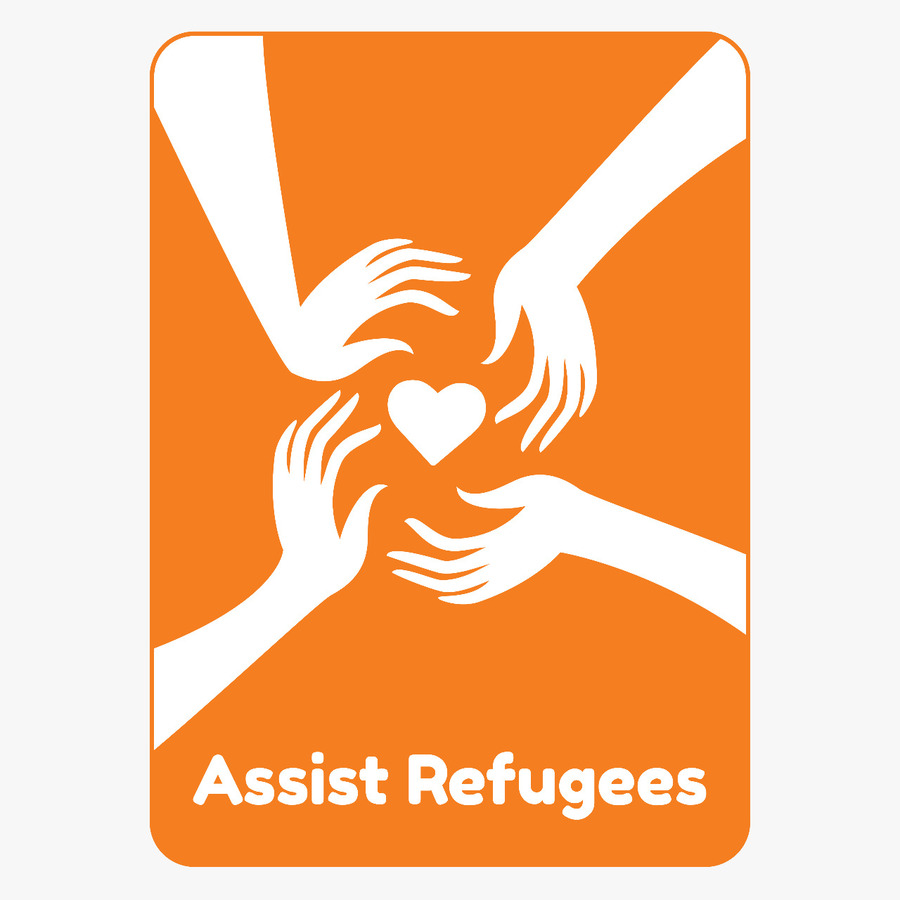 Assist Refugees - Teaching English