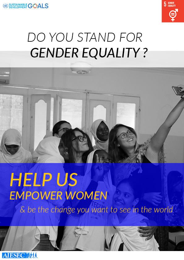 Social Media Specialists - LES FEMMES - Gender Equality
