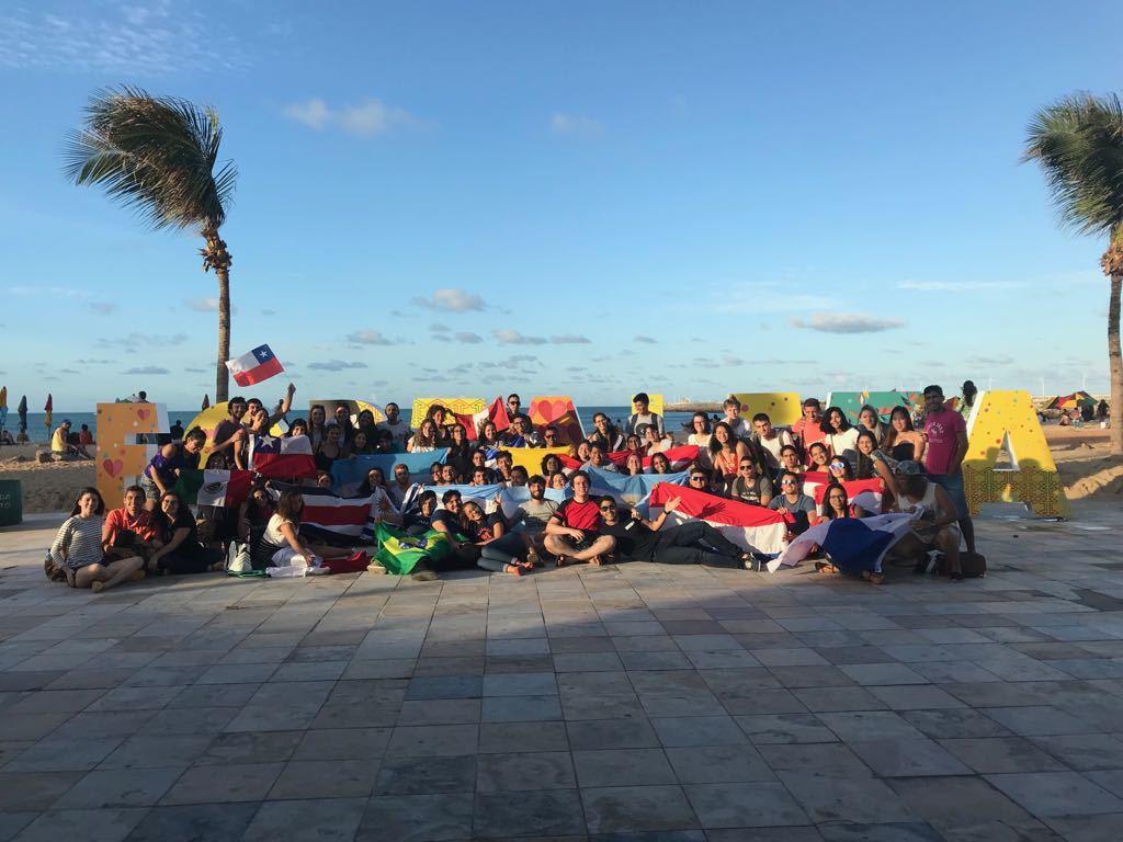 Gira Mundo Fortaleza - Cultural Project [AUGUST]