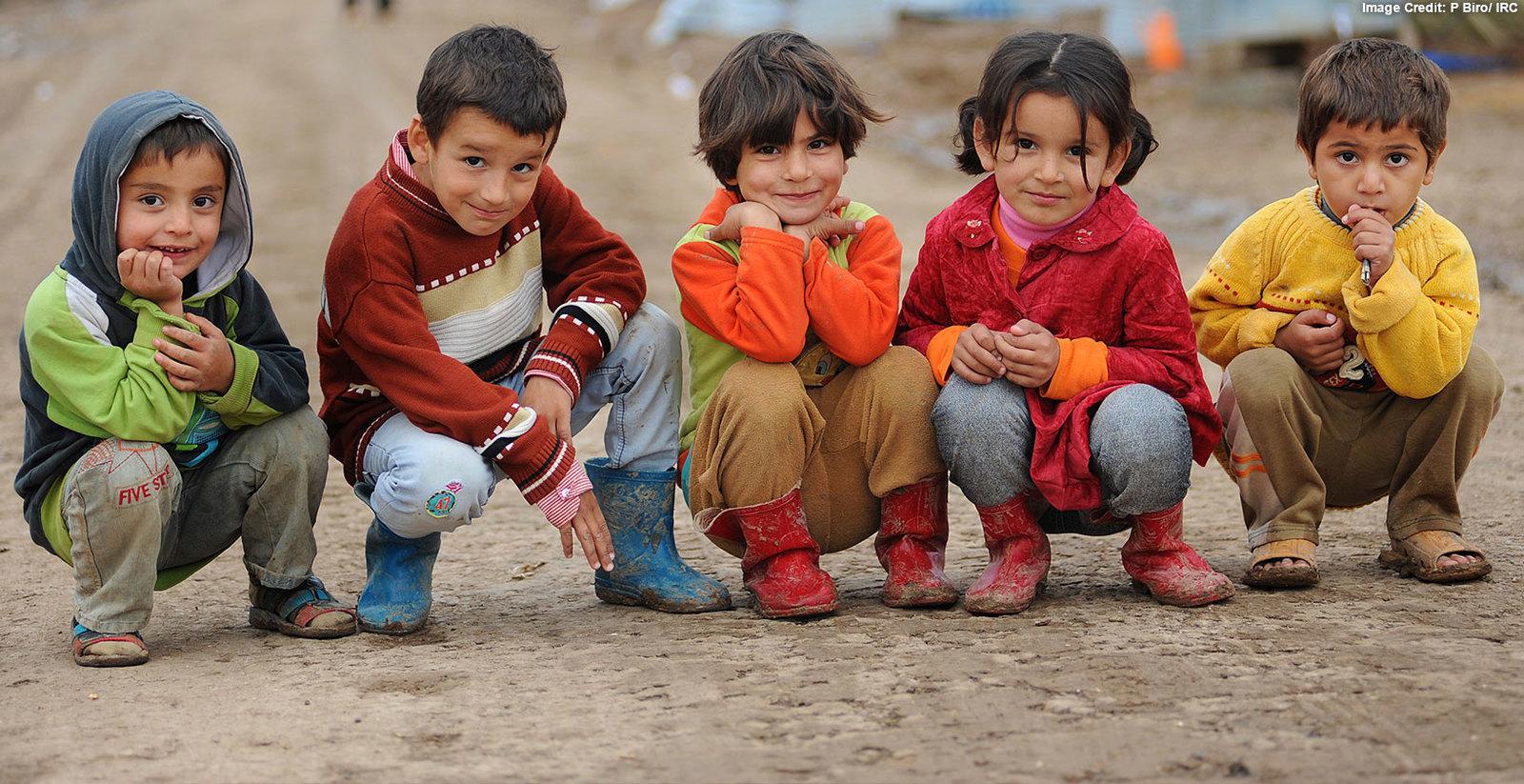 Empowering refugees-Egypt -reduce inequality