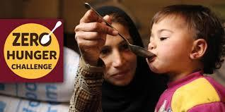 Fight for ( ZERO HUNGER ) - in Egypt