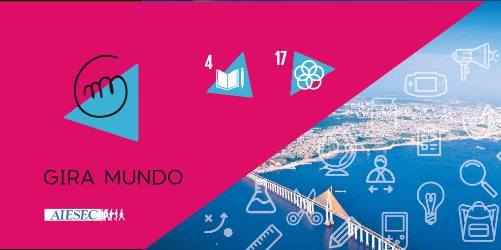 TEACHING SDGs ON AMAZON! Quality Education 28 April 2019