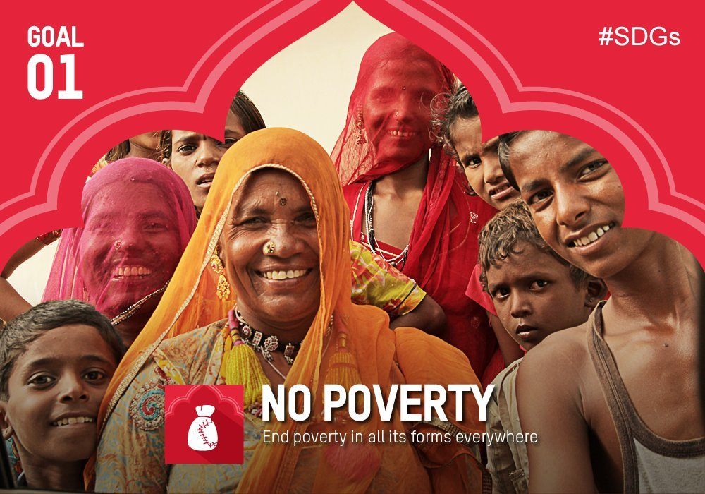 Fight for ( No Poverty ) - in Egypt