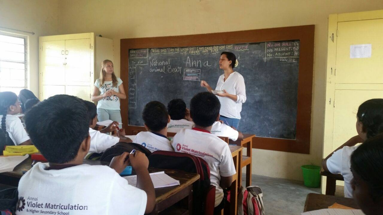 English Instructor for Quality Education