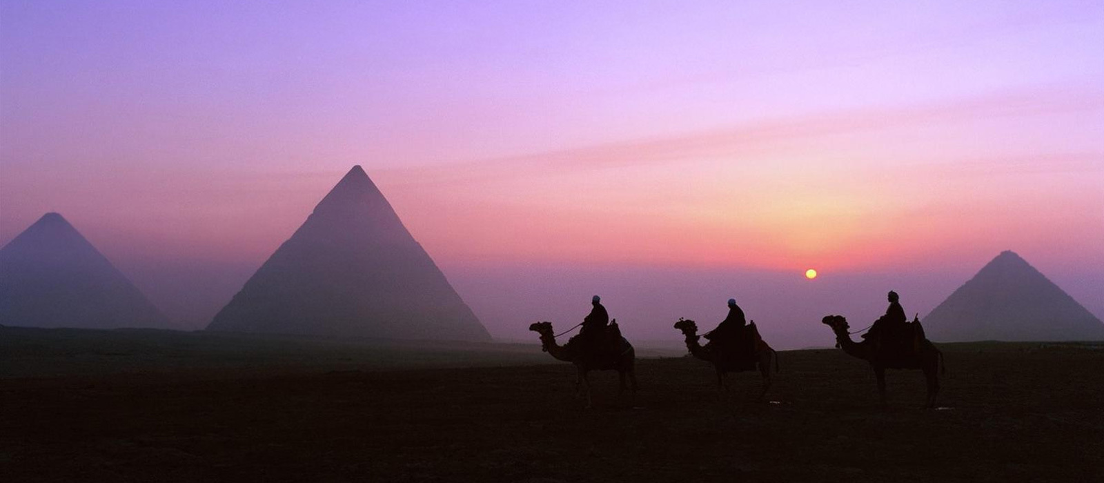 Explore & Promote 12 cities in EgyptGV