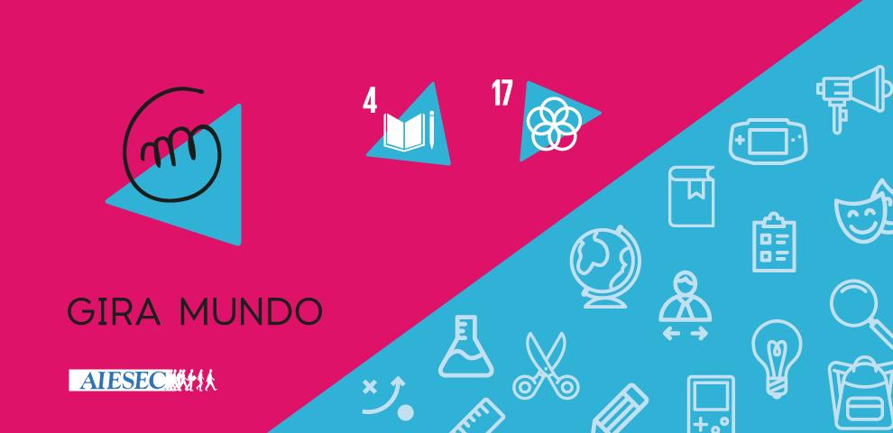 Quality Education - Gira Mundo, Brazil