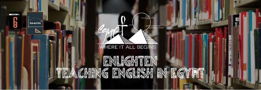 Enlighten – Teaching English in Egypt
