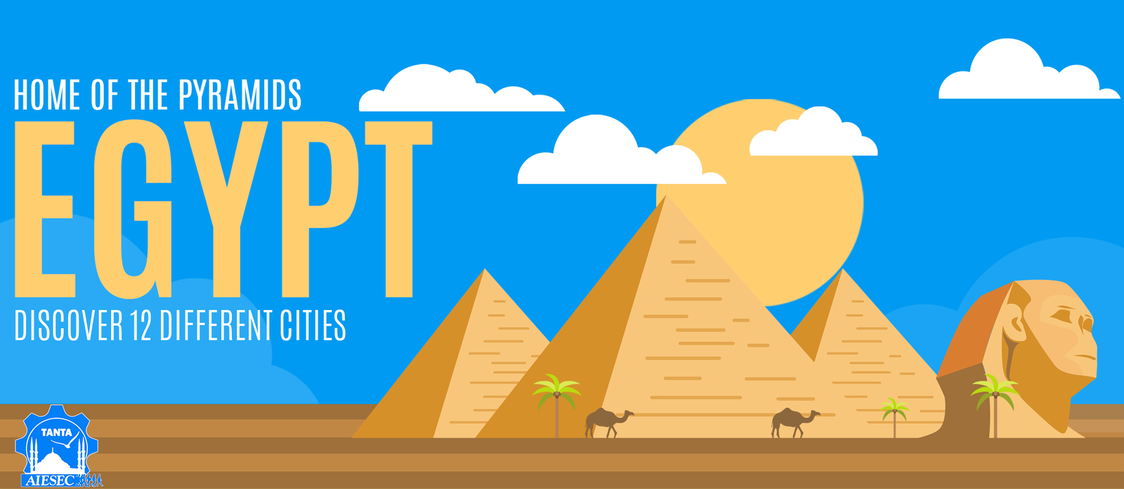 Explore - Promoting Tourism in Egypt