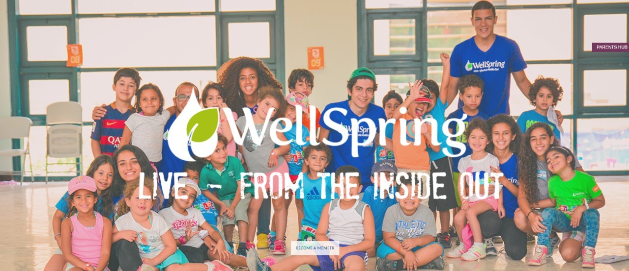 WellSpring Summer Camp in Cairo in Egypt