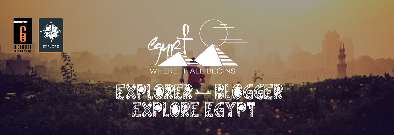 Explorer/Blogger - Explore Egypt
