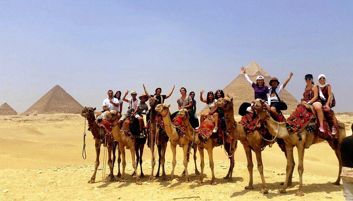 Blogging in Egypt in Cairo