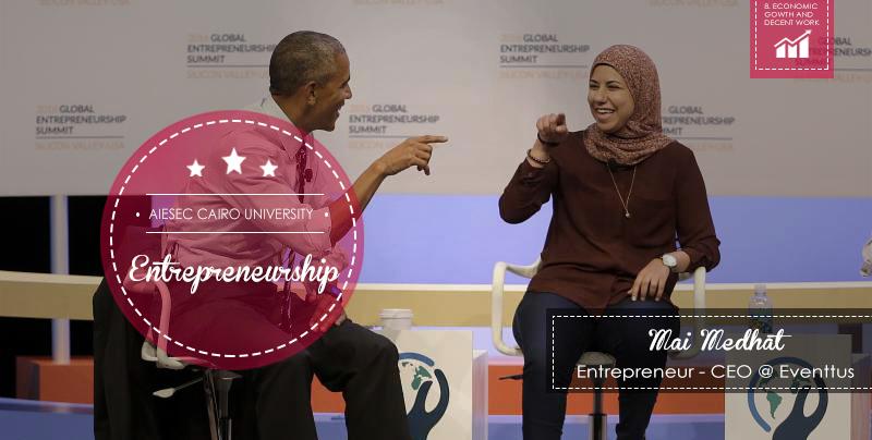Web development - Social entrepreneurship - SDG#8
