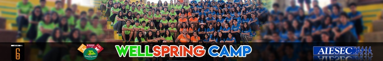 Wellspring Camp - Creating Leaders