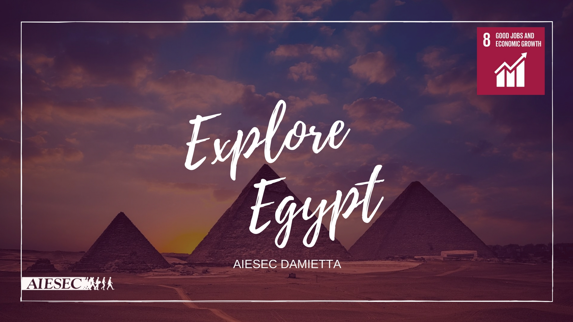 Explore Egypt for Promoting Tourism