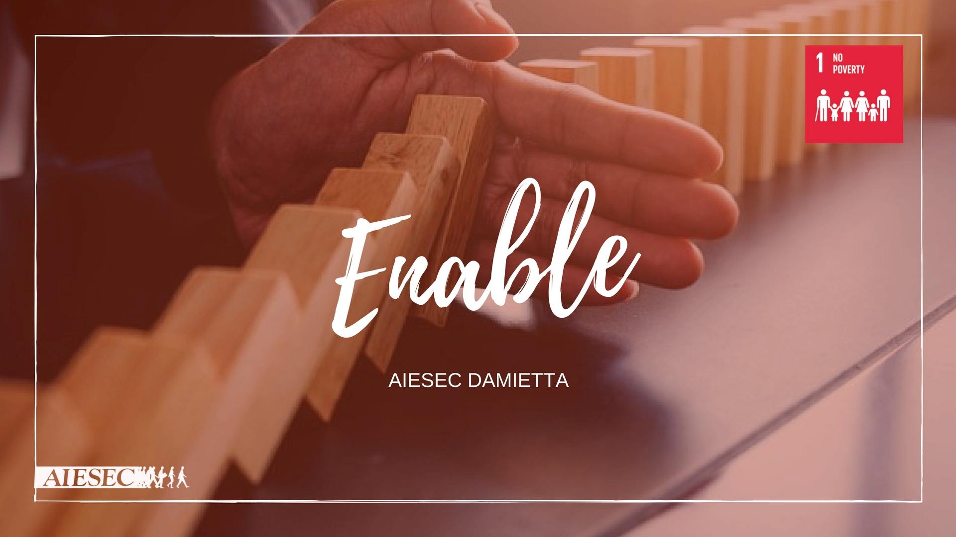 Enable  for Poverty reduction & Refugees