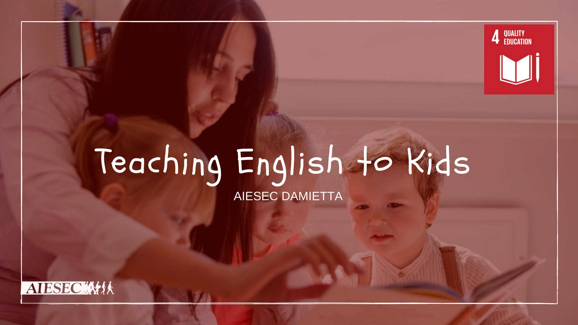 Teaching English To Kids for Quality Education