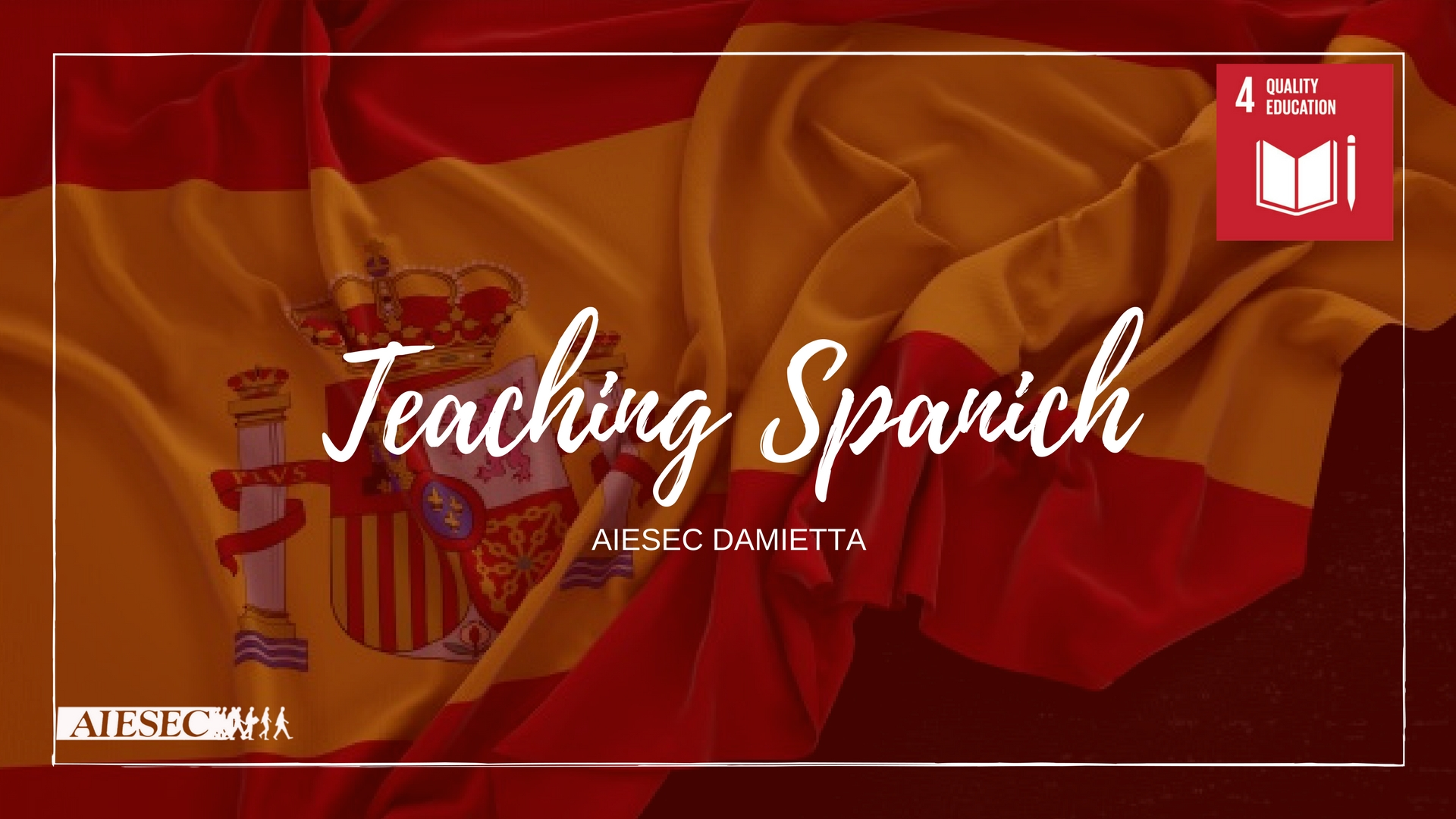 Teaching Spanish for Quality Education
