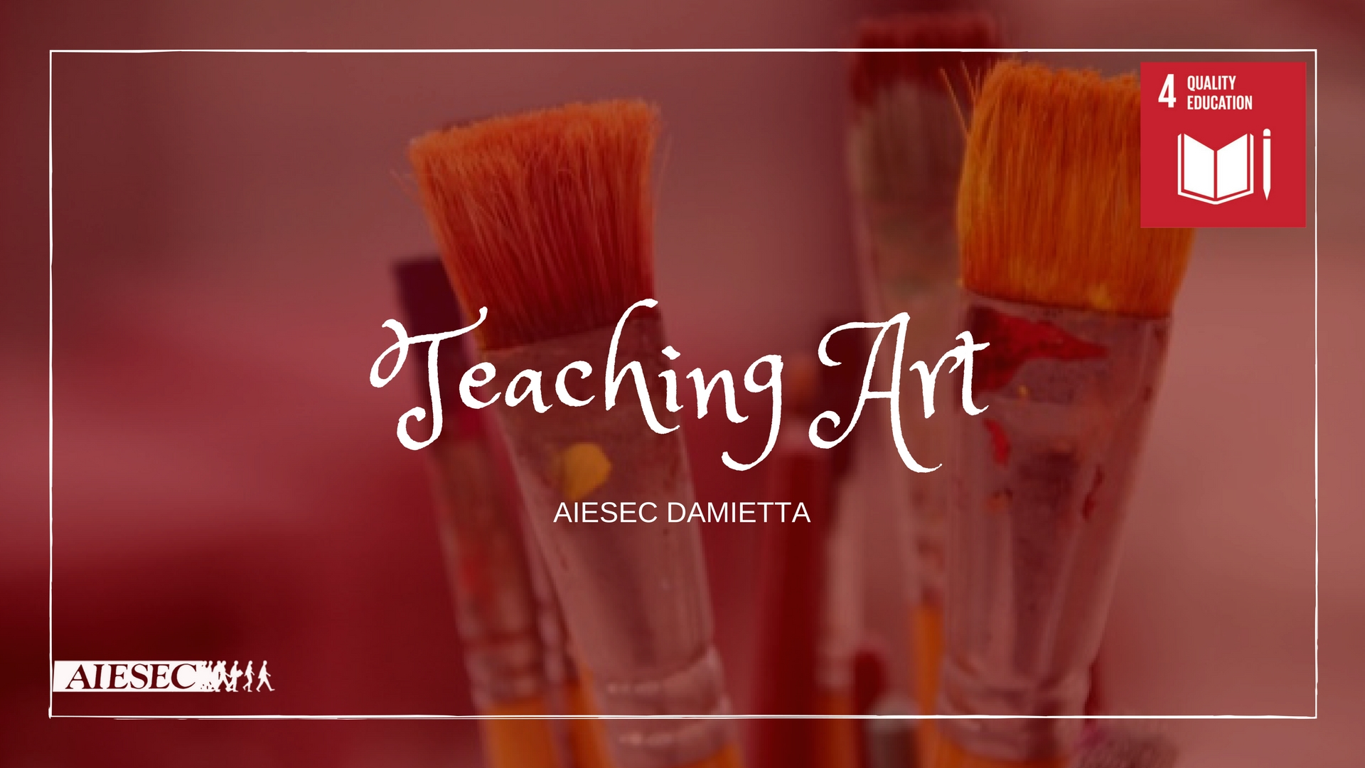 Teaching Arts for Quality Education