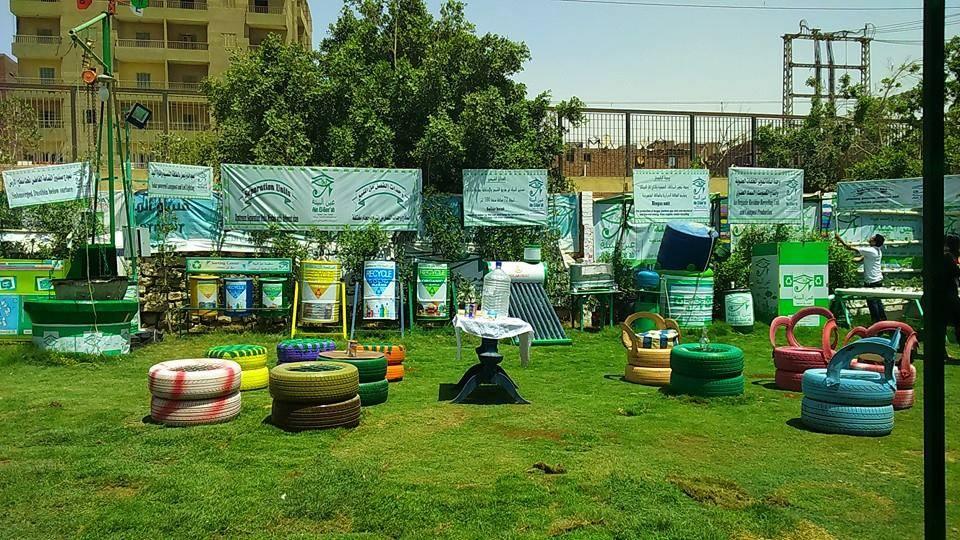 Recycling in Cairo |Green EgyptGV