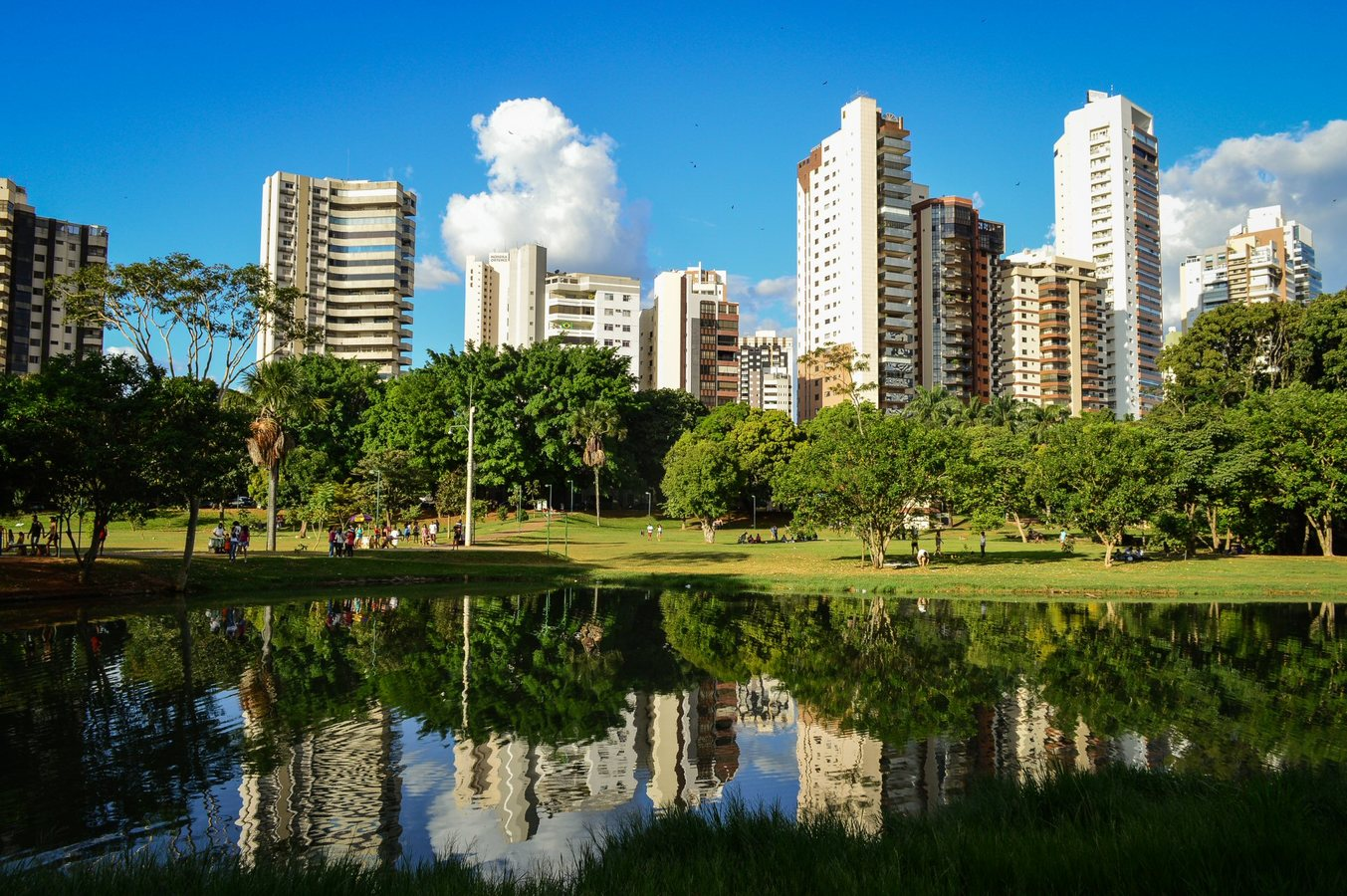Brazil - Photography - Tourism - The Green City - December