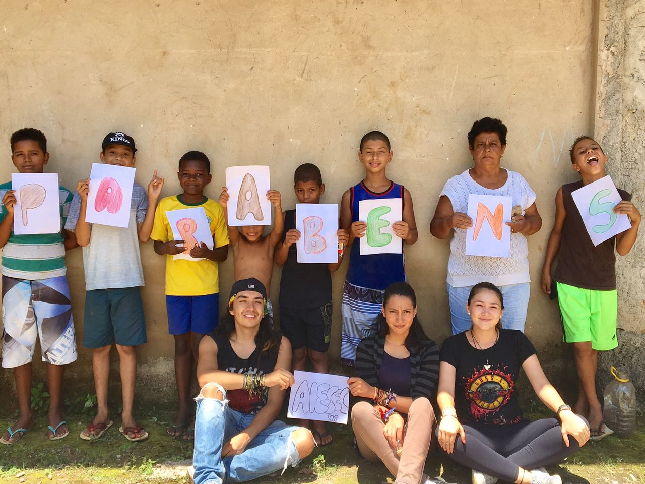 BRAZIL - X4Change- Educational Languages Project