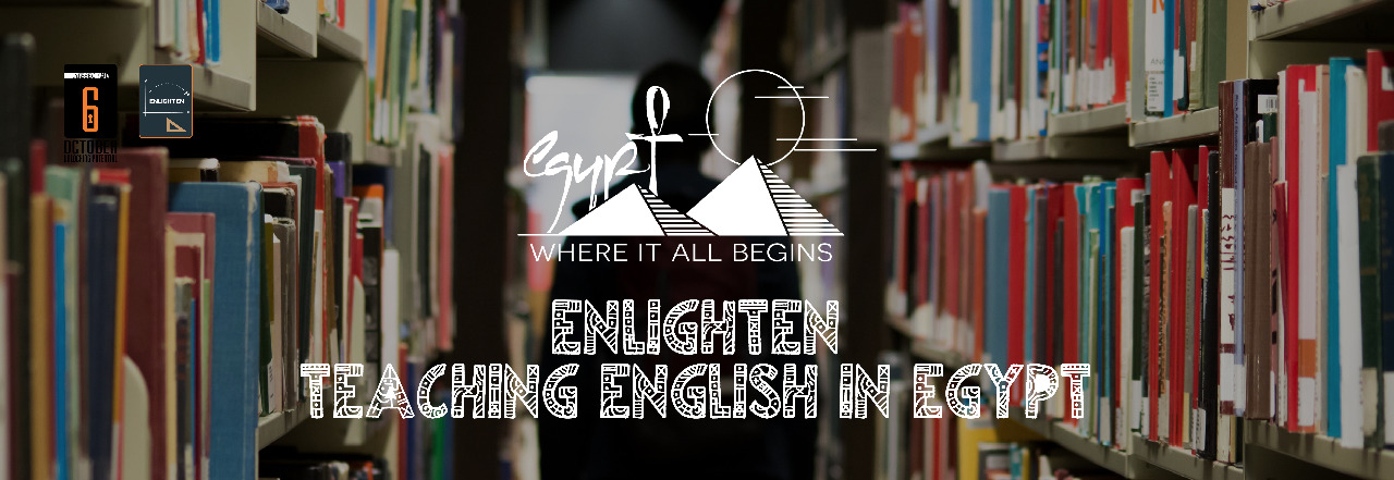Enlighten – Teaching English in Egypt