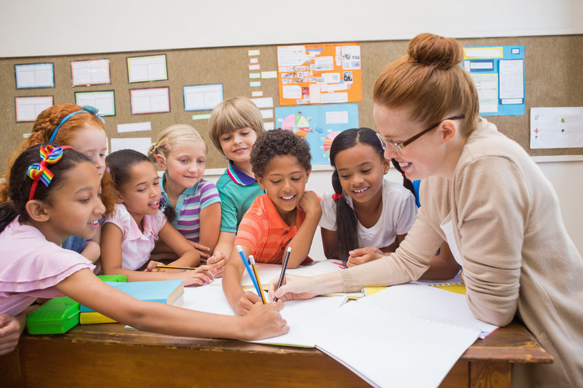 French Teaching for Children - Enlighten Egypt
