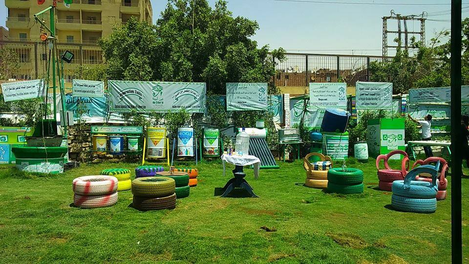 Recycling in Cairo |Green Egypt
