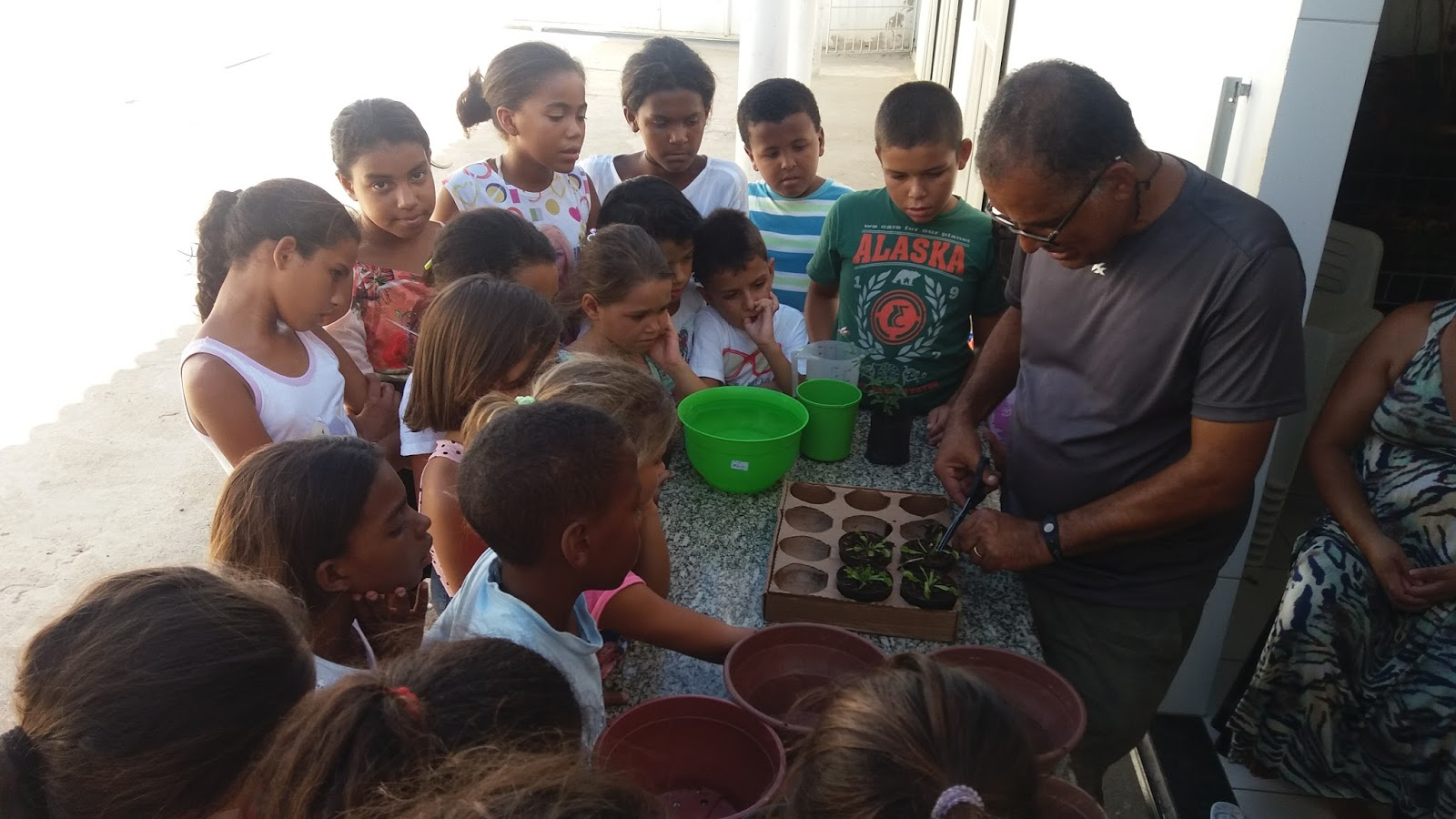 Planet Heroes - Environmental Education (August)