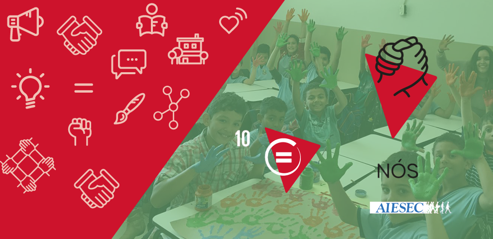 Nós - Work with teenagers to reduce inequalities in Brazil