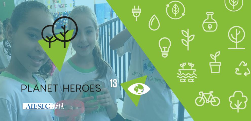 Planet Heroes - Environmental Education in Brazil [MARINGÁ]